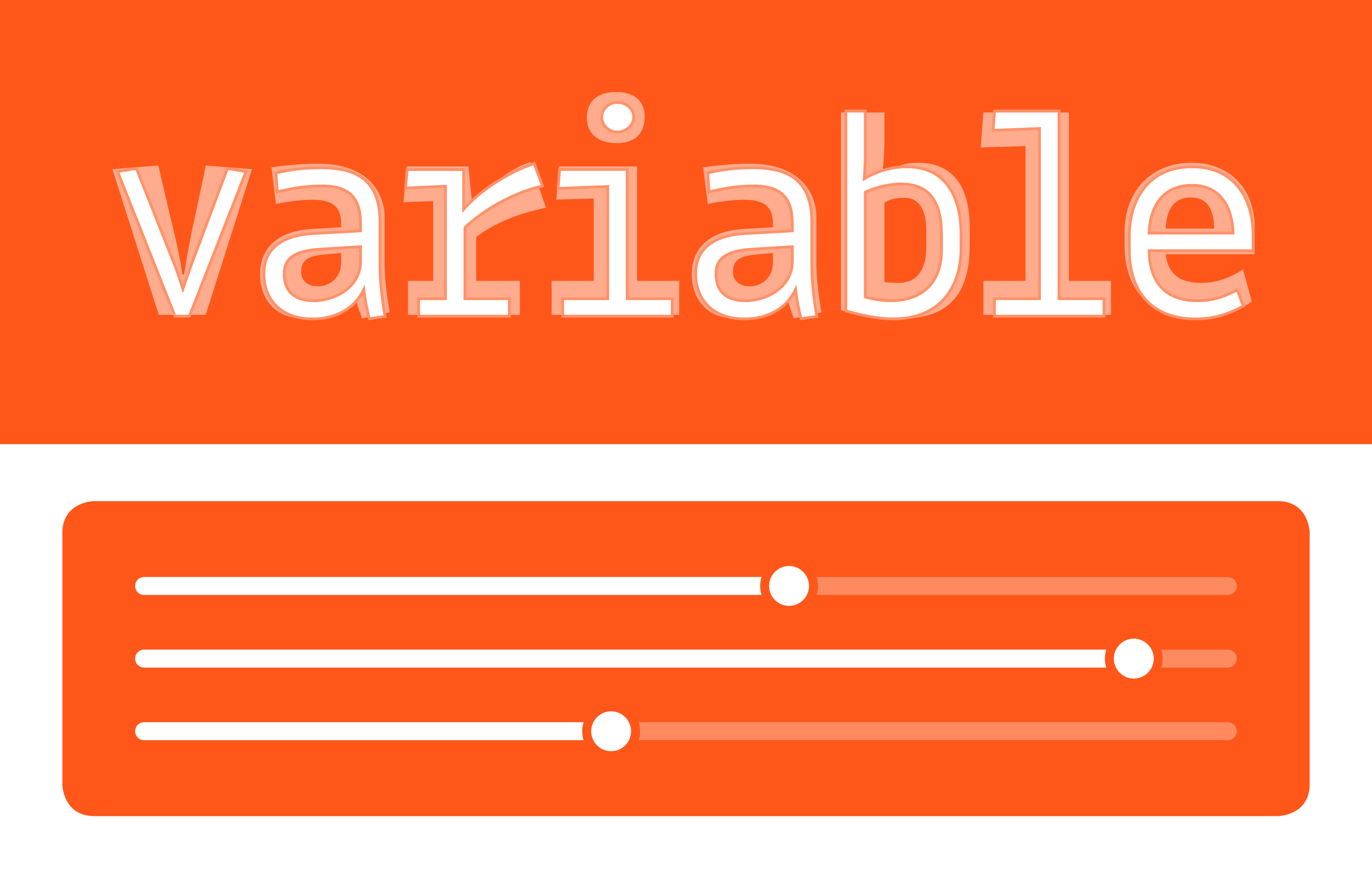Mark Frömberg - type & design | Variable Font Preview
